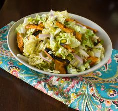 recipe for apple jicama slaw with sweet and spicy sriracha dressing ...
