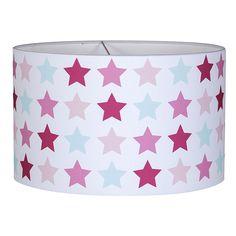 Een mooie hanglamp van Little Dutch uit de serie mixed stars pink. Combineer met de andere producten uit de serie om de babykamer helemaal in stijl te maken.