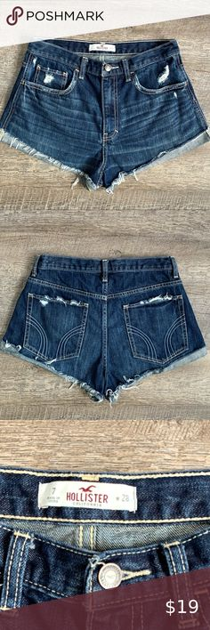 NWT NEW Toddler Girl 18 month denim blue jean shorts JUMPING BEANS Spring Summer