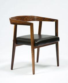 Chair, designed by Joaquim Tenreiro, 1960's.