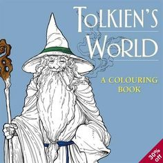 Tolkien's World, illustrated by Mauro Mazzara and Andrea Piparo Free Adult Coloring Pages, Colouring Pages, Coloring Books, Colouring Pencils, Free Coloring, The Lord, Lord Of The Rings, Tapas, Harry Potter