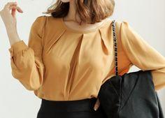 blouse 블라우스