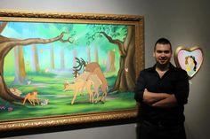 artist Rodolfo Loaizas - Disasterland