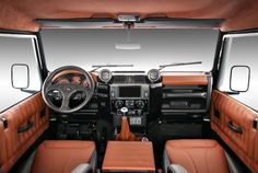 Land Rover Defender x Vilner