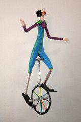 Craft Design - 17 Edio (Oficina de Papel Mach) Tags: circo circus clown craft papel papier mache palhao mbile papelmache craftdesign beatrizpetraru petraru biapetraru