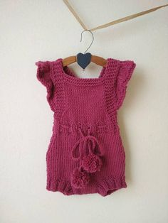 Check out this item in my Etsy shop https://www.etsy.com/uk/listing/572602244/baby-romper-raspberry-red-baby-romper