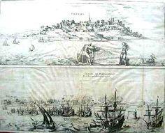 INFOAMÉRICA - La América de Théodore de Bry Painting, Art, Art Background, Painting Art, Kunst, Paintings, Performing Arts, Painted Canvas, Drawings