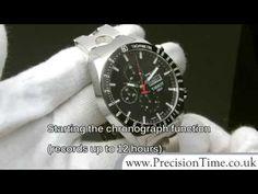 Tissot T044.614.21.051.00 T-Sport PRS516 Chronograph Valjoux Automatic Gents Watch - YouTube