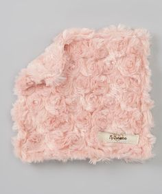 Take a look at this Luxe Coral Snail Plush Crinkleez Lovey by My Blankee on #zulily today!