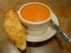 navy bean tomato soup