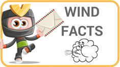 [Weather Facts  13] Wind Facts For Kids | Teaching English and Science F...