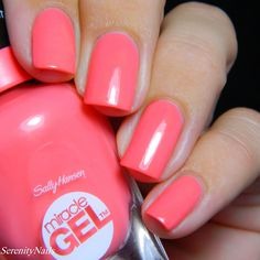 Sally Hansen Miracle Gel Pretty Piggy