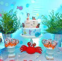 Festa fundo do mar  ASSESSORIA: @paulamouraleite  DECORAÇÃO: @tatiferrazdecor  DOCES: @marianaparini_insta  BOLO, MAÇÃ DECORADA E PIRULITO: @paulamouraleite  FOTOGRAFIA: @michelinesiqueirafotografias Para informações enviar email para paulamouraleite@hotmail.com  #cake #instacake #cakeinstagram #fondant #bolosdecorados #bolo #recife #donamariabolosdecorados #sugarcraft #cakedecorating #lovecake #sugarpaste #cakeartist #bolosrecife