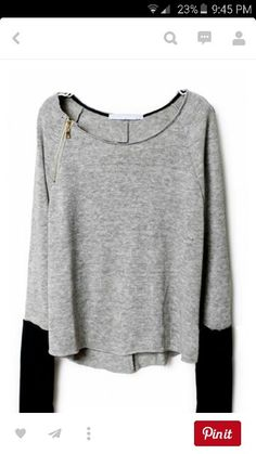 the detail on this is simple but cute.. obviously staying in love with blacks and grays
