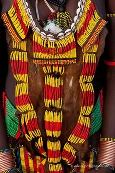 Peuple Hamer - Ethiopie