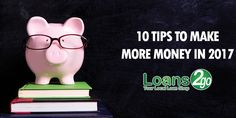 Save more this year with our top ten tips on how to earn some extra cash.  #save #money #blog