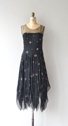 Kleid Miss Schloss Jahrgang der 1920er Jahre Kleid von DearGolden