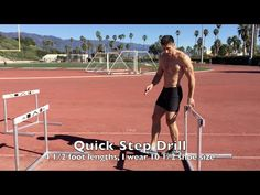 Advanced Hurdle Drills and Techniques with Jaret Campisi - YouTube