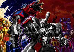 Transformers - Autobots & Decepticons