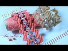 "Tutorial macrame bracelet ""Zig zag ""/ Diy tutorial - YouTube"