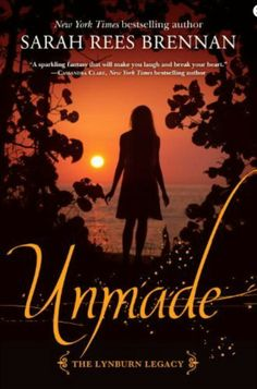 Unmade Sarah Rees Brennan book #3