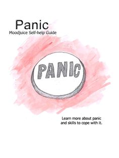 MOODJUICE - Panic Self-help Guide