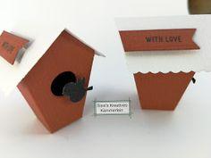 Sissi's kreatives Kämmerlein: Mini-Boxen
