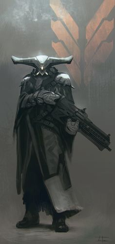 destiny inspired by zakforeman on DeviantArt