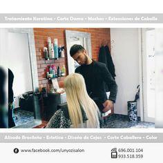 Queremos lo mejor para tu cabello, por eso nuestra atención es unyozisalon, la atención es personalizada.  Pide cita al.  Barcelona ☎ 933518359 696001104   Toronto 4167791013   #mejor_alisado_barcelona #alisadosinformol  #unyozi_hairextensions #estilista #haircut #unyozibarcelona #barberiabarcelona #cabello  Síguenos en https://instagram.com/unyozisalon