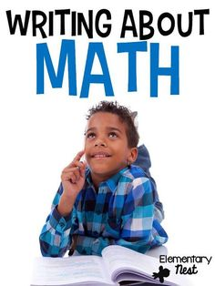 All About Integrating Writing in Math