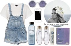"""""""pieces."""" by marli-blanche ❤ liked on Polyvore"""