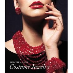 """Costume Jewelry"" by Judith Miller (Octopus Sept. 2012) 256 pages with 1,000 color photos"