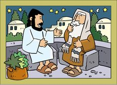 One Night A Leader Of The Pharisees Named Nicodemus Visited Jesus Knew
