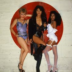 Vanity 6 #1980's.. So sexy back in the day..LOL