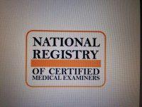 Randolph Rosarion M.D. Certified DOT physician