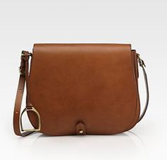 Ralph Lauren Saddle Bag Ralph Lauren Bags, Leather Saddle Bags, Ralph Lauren  Collection, dadcbcb510