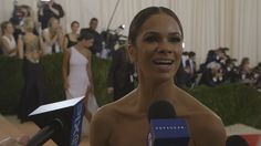 "Misty Copeland: Going From Ballerina to Barbie Is ""Surreal"": Misty Copeland - who will be launching a limited-edition Barbie doll inspired by the ballerina - loved talking about strong black women like herself at the Met Gala - especially when they're Beyoncé."