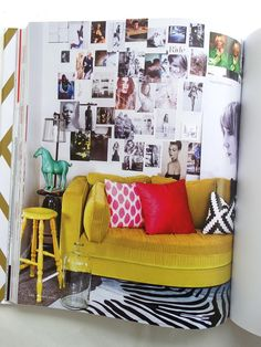 MadeByGirl: Book Review: Adore Home Book