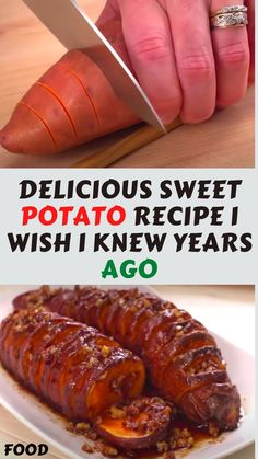 Delicious Sweet Potato Recipe I Wish I Knew Years Ago