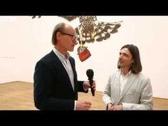 BBC News - Venice Biennale: Jeremy Deller unveils English Magic exhibition - YouTube