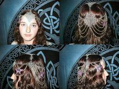 Celtic headdress