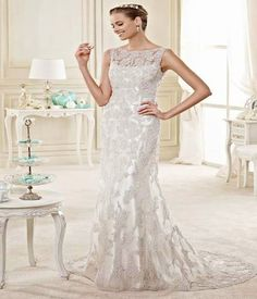 2014 wedding dress for women's