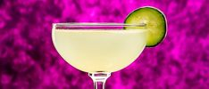 """TT Drinks Editor Jim Meehan created this twist on the margarita (Spanish for """"daisy"""") using Damiana liqueur?made from a native Mexican herb with purported aphrodisiac qualities."""