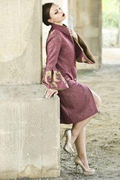 Ella Moda Couture Original Coat!!