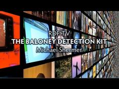 The Baloney Detection Kit from Richard Dawkins Foundation for Reason and Science via brainpickings.org