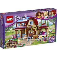 Gezien op beslist.be: LEGO Friends Heartlake Paardrijclub (41126)