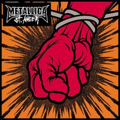 St. Anger is the eighth studio album by American heavy metal band Metallica, released on June 5, 2003, by Elektra Records. It was the band's last album released through Elektra, and the second-longest timespan between studio albums from Metallica, with nearly six years between the release of Reload and this album. It is also the final collaboration between Metallica and producer Bob Rock, whose relationship began with the band's fifth studio album,