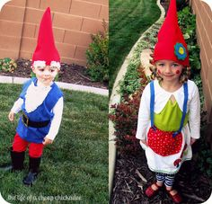 Mr. & Mrs. Gnome Halloween Costume and How to...