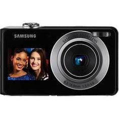 Samsung DualView Digital Camera With Optical Zoom Flowers Delivered, Gadget Gifts, Graduation Gifts, Digital Camera, Gifts For Women, Best Gifts, Samsung, Backyard, Patio