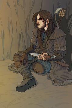 #Hobbit #Kili
